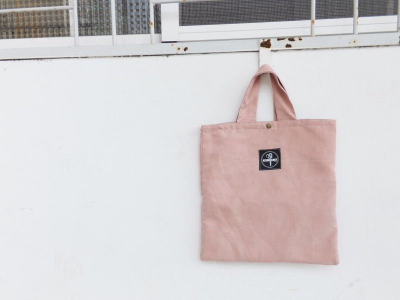 toutoubags/ Suede bags-baby pink