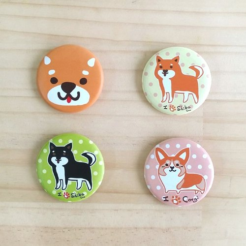 1212 play Design funny badge - bark comes