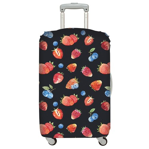 LOQI suitcase coat │ strawberry 【S】