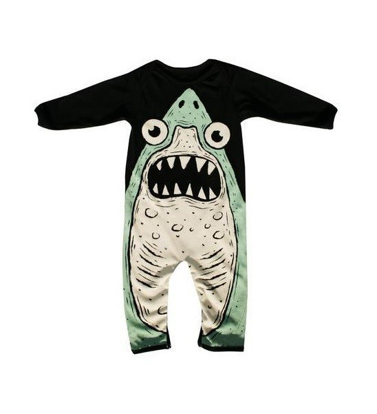 Shark series modeling fart clothing