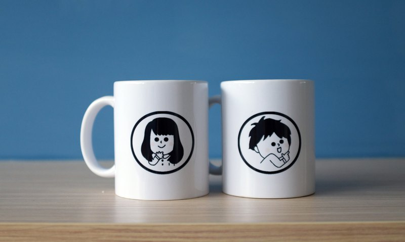 Little Couple coffee mug