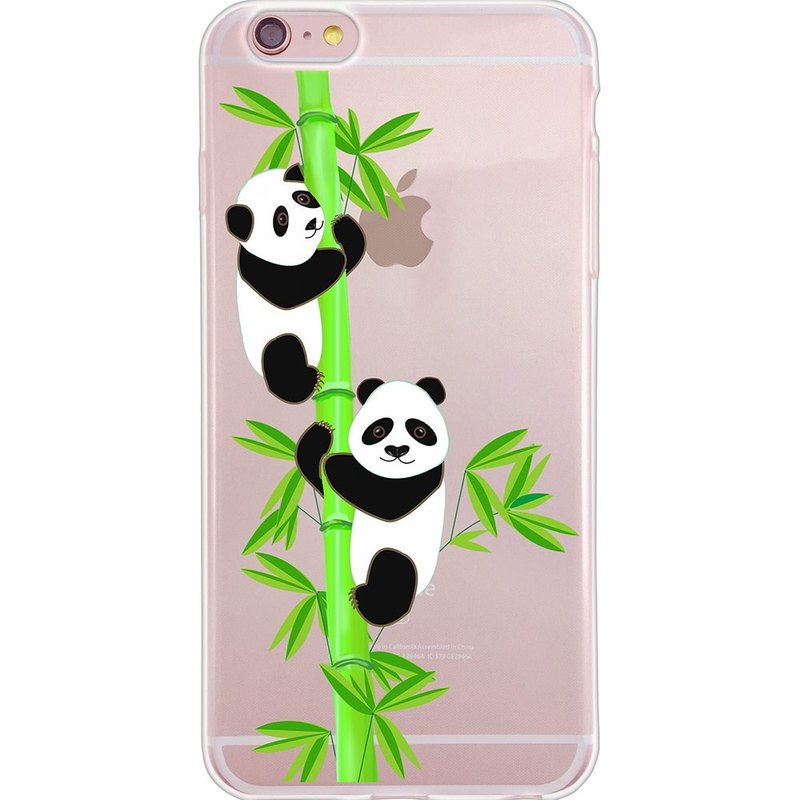 "New Year's Day soaring bamboo series [] - Yi Dai Xuan -TPU phone case ""iPhone / Samsung / HTC / LG / Sony / millet / OPPO"""