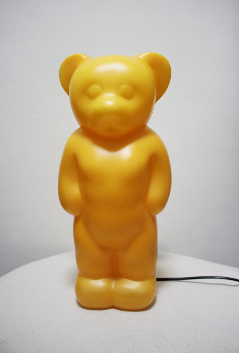 Made in Germany German bear light (birthday gift / Christmas gift / Valentine's Day gift)