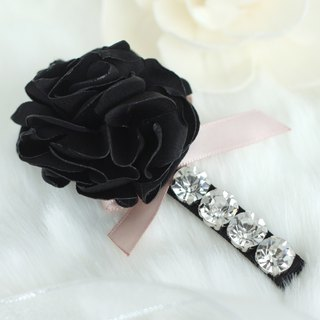 Pretty Flower Hair Clip