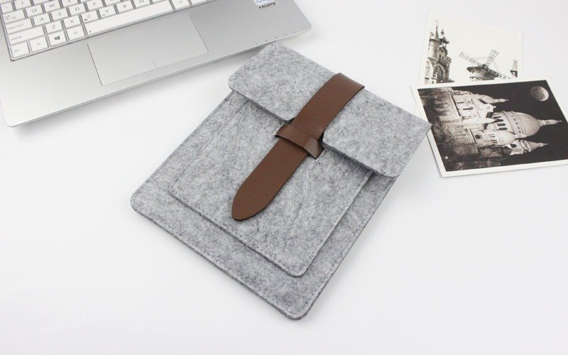 Original computer case felt cover 9.7 inch iPad Pro (customizable) 036