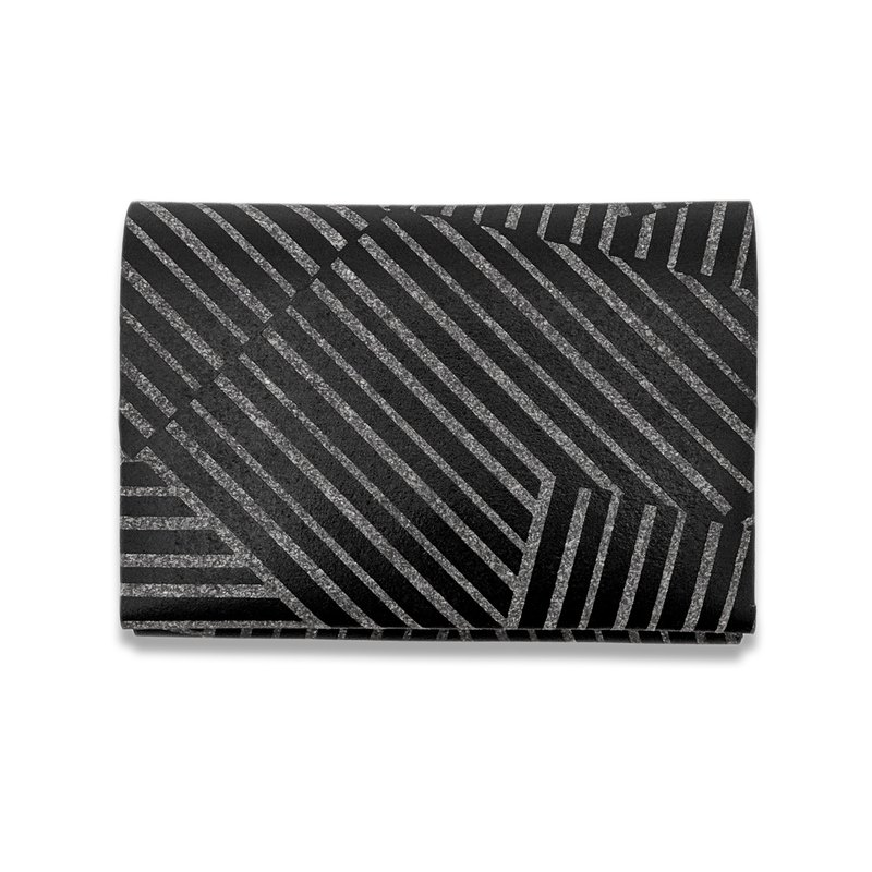 Arden Camouflage Black Coin Purse