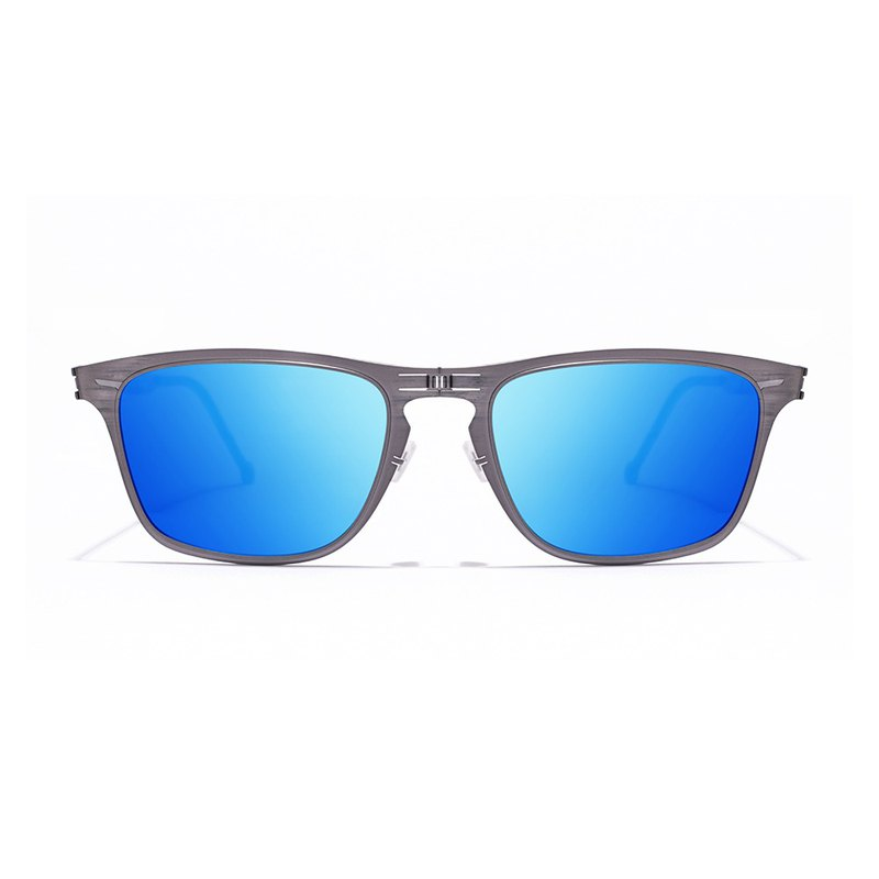 ROAV - FRNKLIN / Gun Color Frame / Blue Mercury Lens