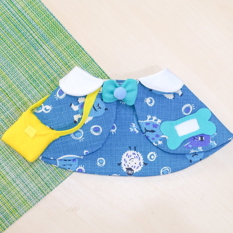 Spot Limited*Japan Kindergarten Pet Shaw Special Color*XL