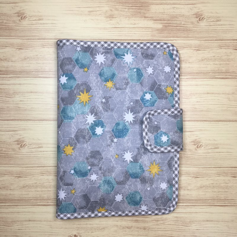 Starry Sky Baby Handbook/Mom Handbook/A5 Handbag Cloth Book