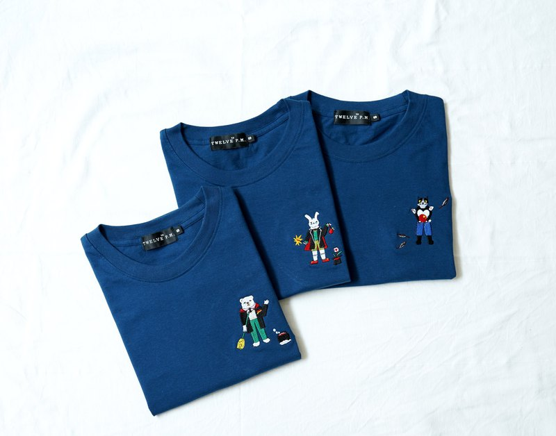 Super Soft T-Shirt (Navy-Blue)