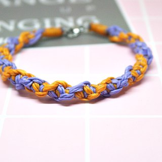 Thai silk wax line type <twist knot> / / can choose color / /