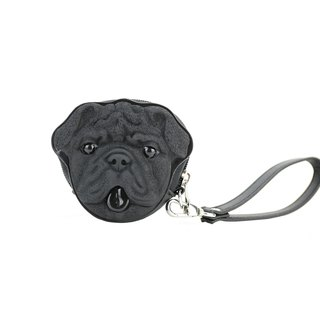 Adamo 3D Bag Original - Bull Dog Coin Purse