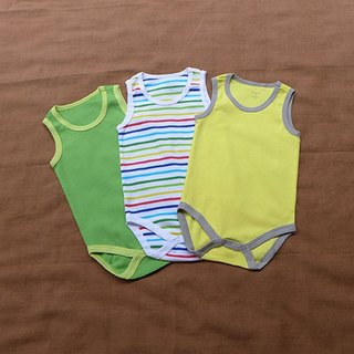 Baby jumpsuit three groups