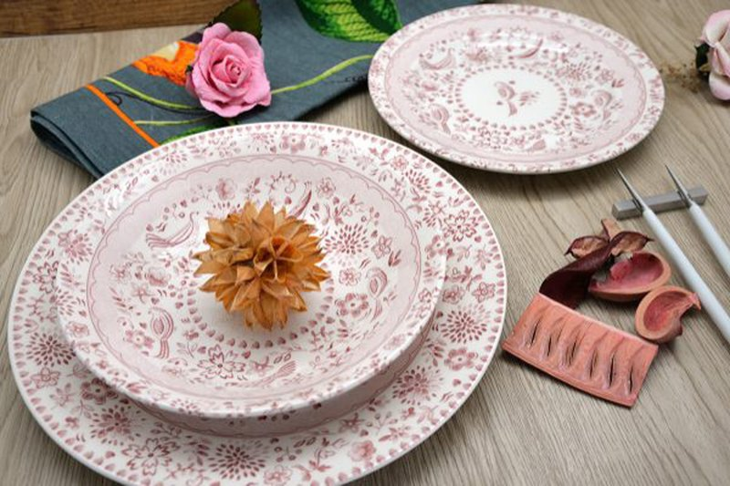 PENROSE 3 PIECE SET(DINNER PLATE/CEREAL BOWL/SALAD PLATE)