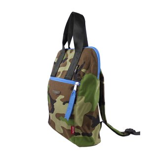 "Camouflage double backpack BODYSAC ""b651"""