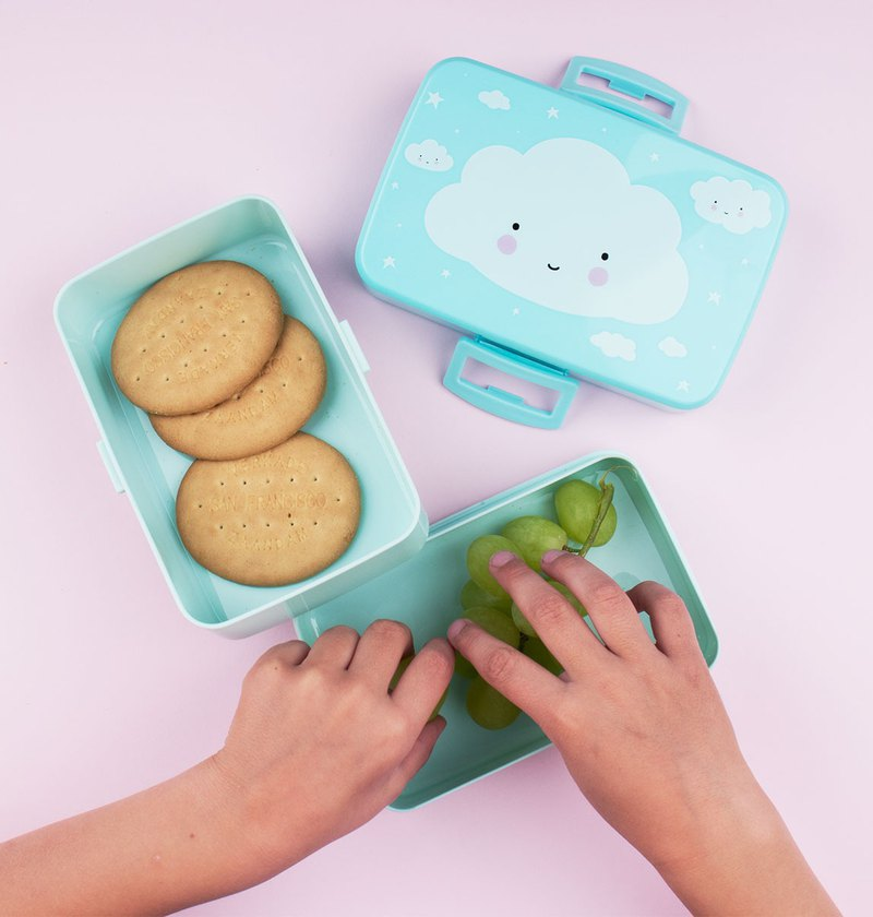 Lunch box: Cloud