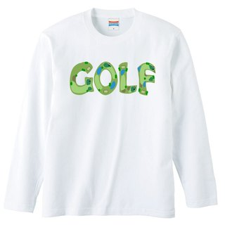 [Long Sleeve T Shirt] GOLF
