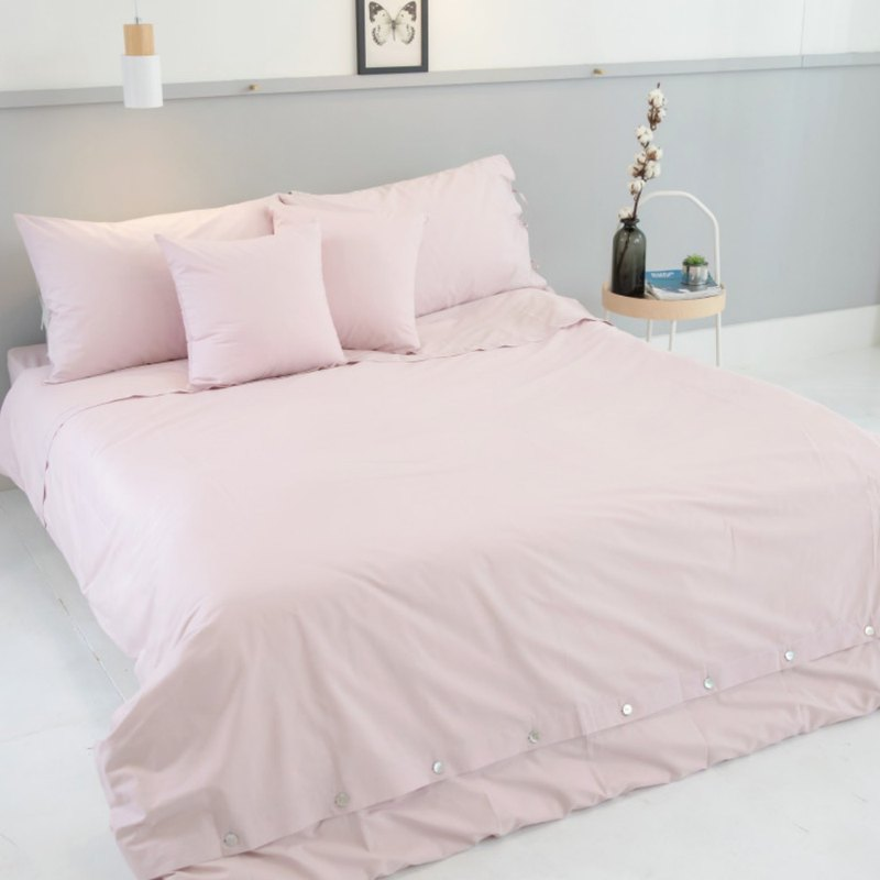 Twin_Awakening of Heart duvet cover_fresh quartz pink(New)