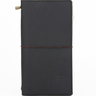 Paper Bamboo Changle Traveler Notebook (Black)