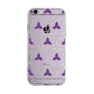 Purple flowers - Samsung S5 S6 S7 note4 note5 iPhone 5 5s 6 6s 6 plus 7 7 plus ASUS HTC m9 Sony LG G4 G5 v10 phone shell mobile phone sets phone shell phone case