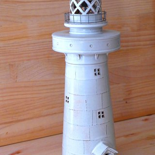 Eluanbi Lighthouse Ceramic Light