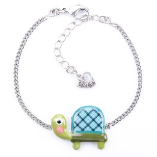 [France TARATATA Paris] animal party series turtle bracelet