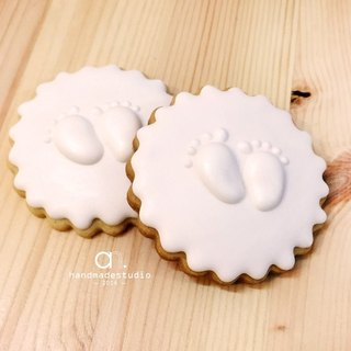 Baby Gender Biscuits - elegant color biscuit sandwich sex (lovely feet) 10 by anPastry