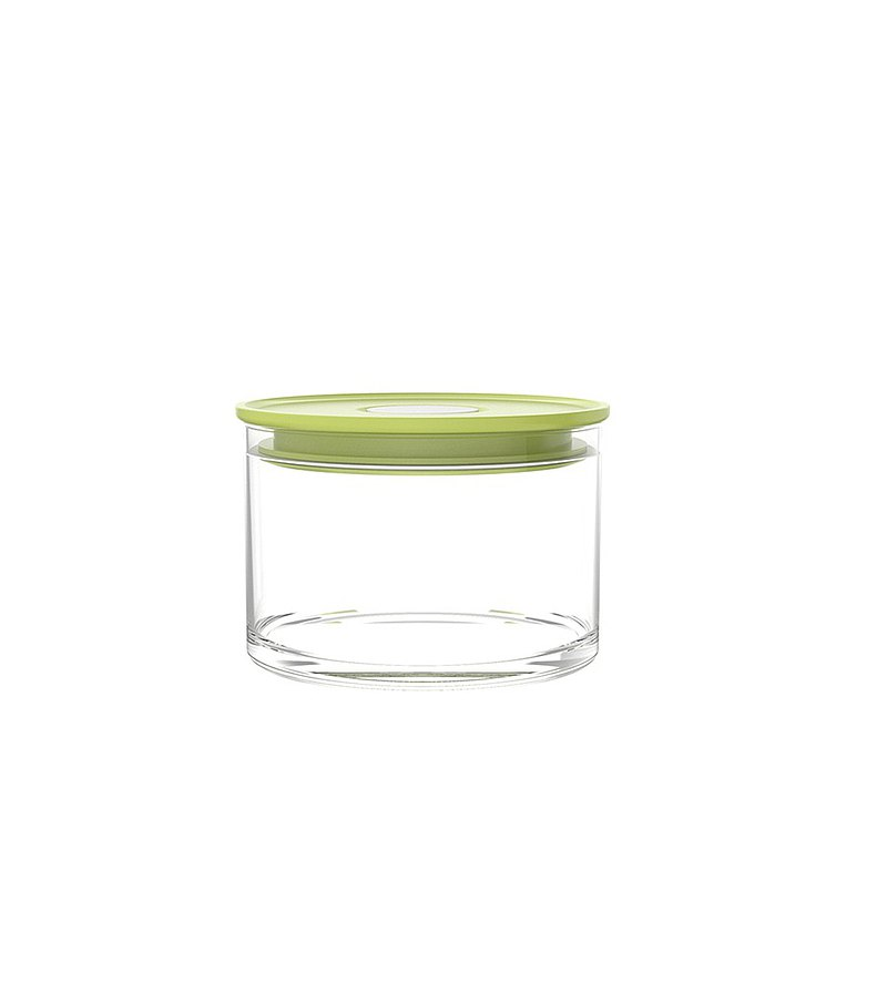 Norma 綠色玻璃密封罐 385cc
