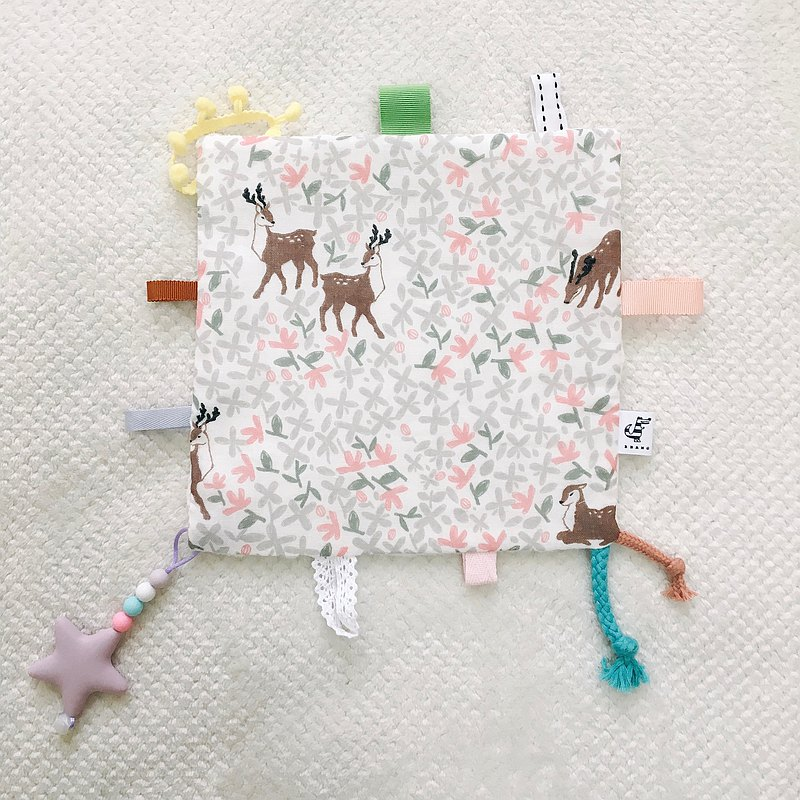 寶寶咬咬安撫巾 / 小鹿怦怦跳