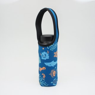 BLR Water Bottle Tote  A Monster A Day [ Sea World ] TC31