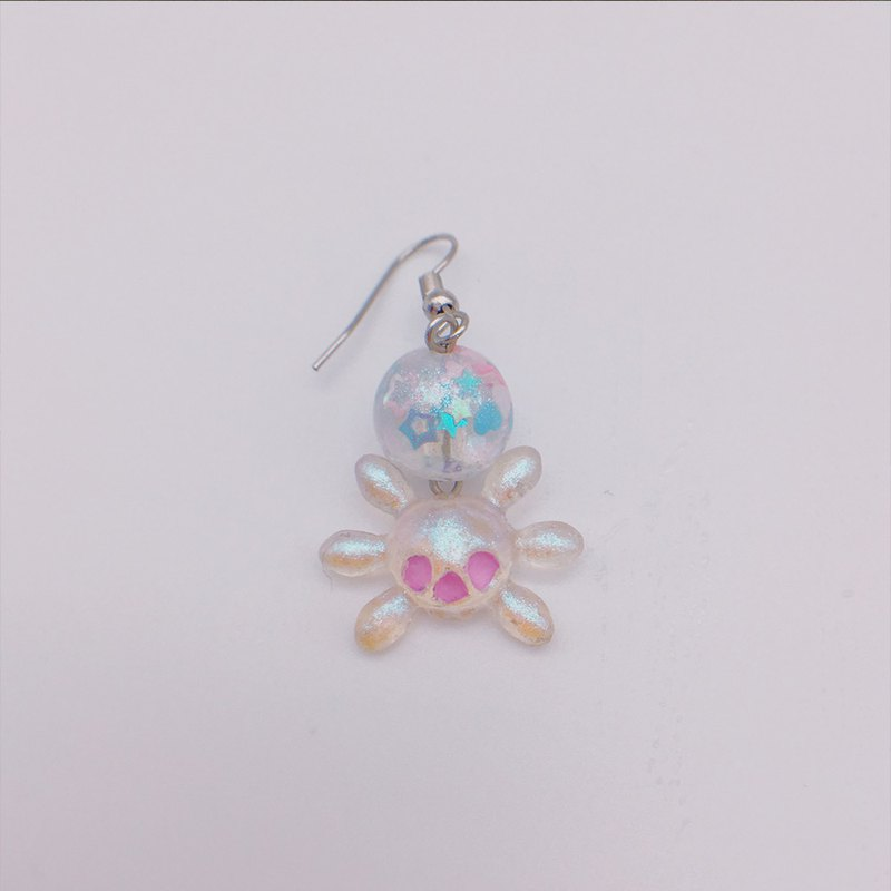 [spider girl] eccentric fairy spider earrings earrings quirky magical cute