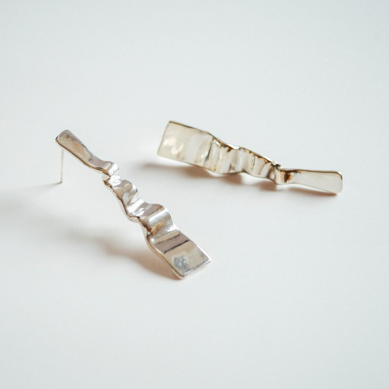 Lightning Wave Earrings