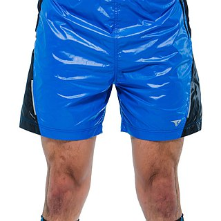 【SUPERACE】SR-TRAIL 2-in-1 MEN'S RUNNING SHORT / BLACK