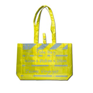 Director Clap Tote Bag - Yellow (Polyester)