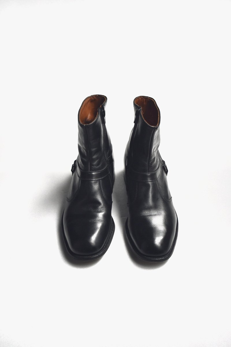 80s American, you are a little handsome ankle boots | ET Wright Chelsea Boots US 9.5C