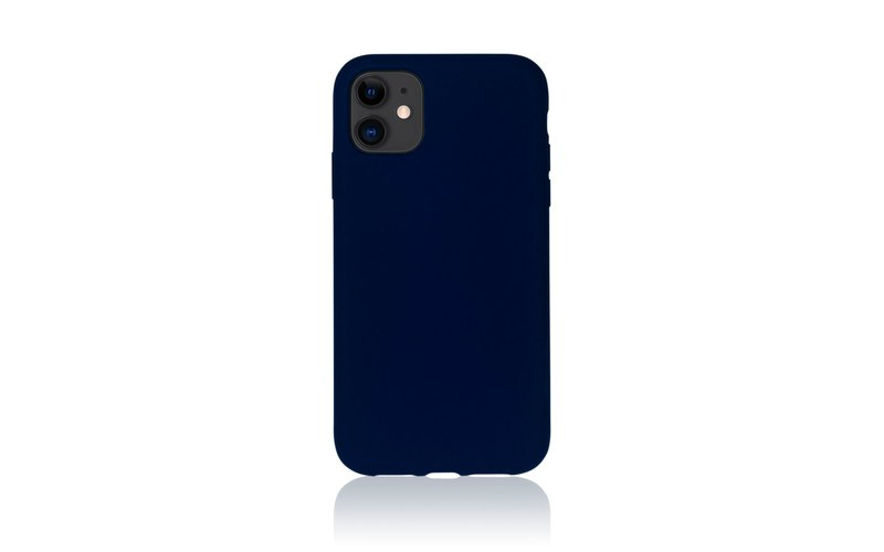Torrii Bagel iPhone 11 Case Cover (Dark Blue)