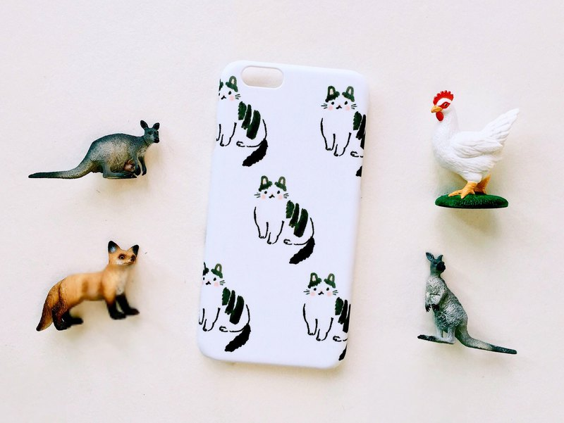 Do you want a fat cat matte phone case