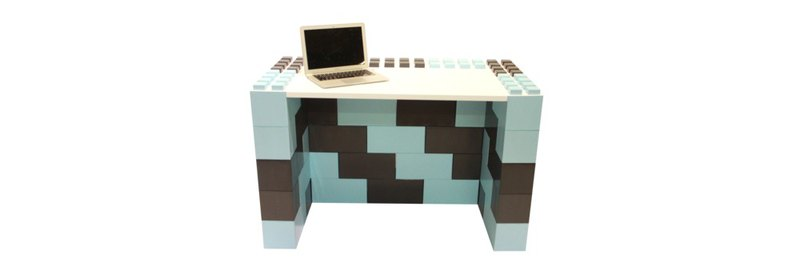 EverBlock Furniture Collection - Desk