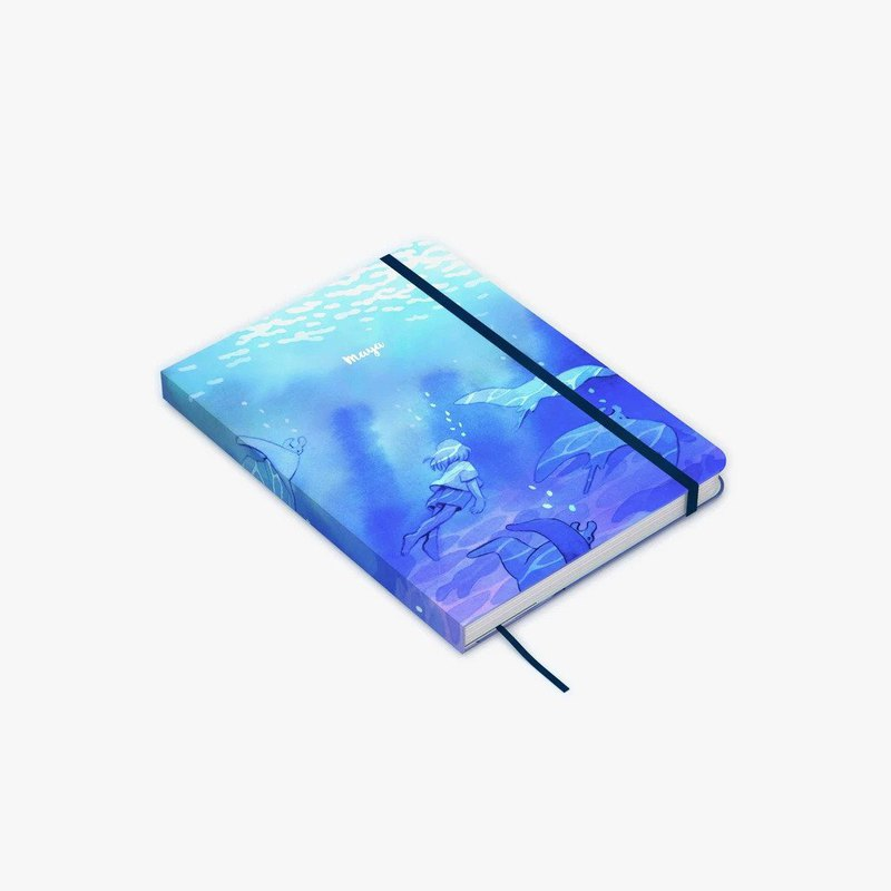 Shallows Personalized 2020 Threadbound Planner