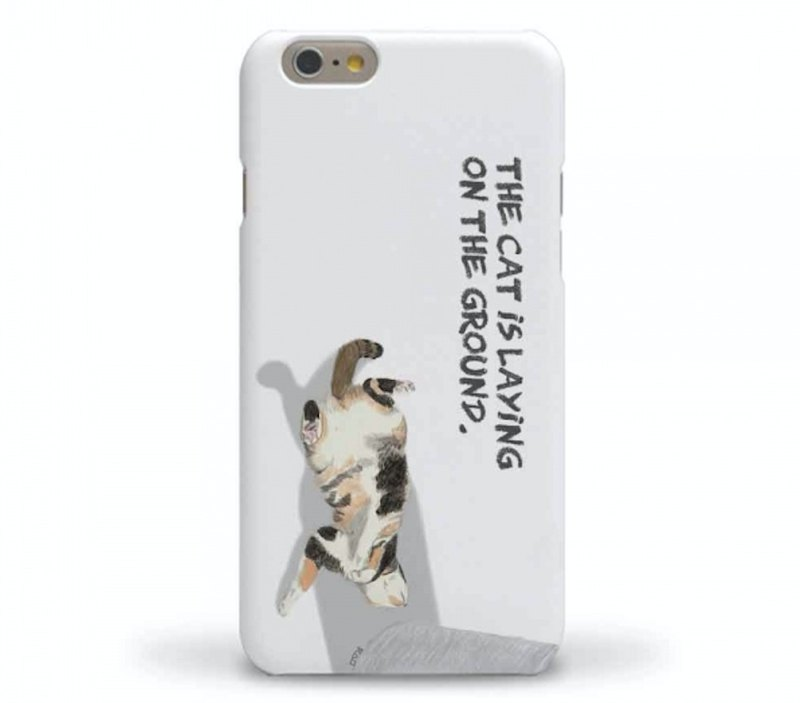 Korean top-grade paint mobile phone case (you know cats and meows) iPhone full series example Samsung NOTE&S series example LG
