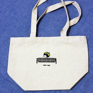 Volleyball lunch bag handbag