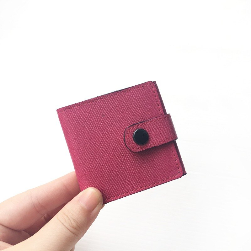Japanese color hand-made small photo frame | handmade Japanese leather design