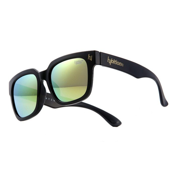 Hybition Courage TR Black/Yellow Mirror Lens