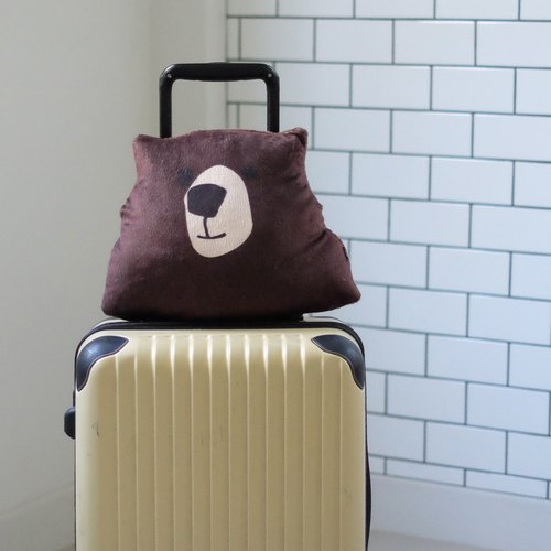 Bear Pillow Site S