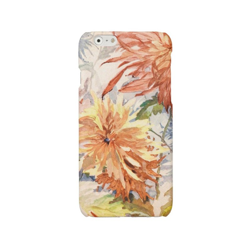 Samsung Galaxy case iPhone case hard phone case chrysanthemum 1912
