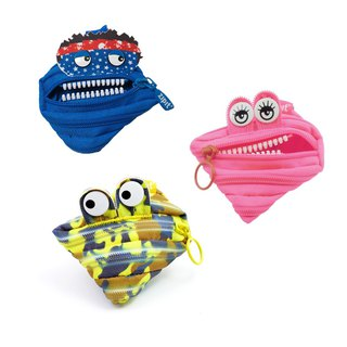 Goody bag - Zipit Bizarre Little Monster Legion
