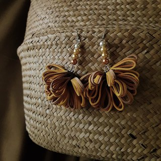 AOKO Earrings //MARIGOLD