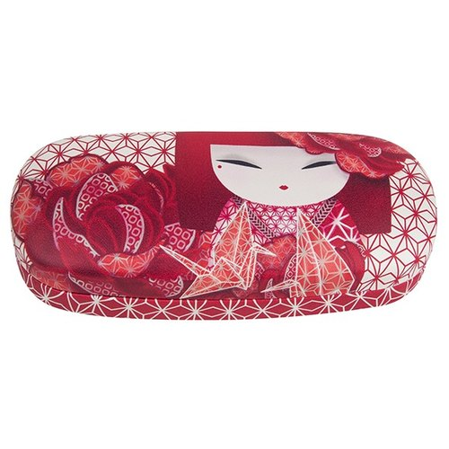And Fu doll KAZUNA / glasses case