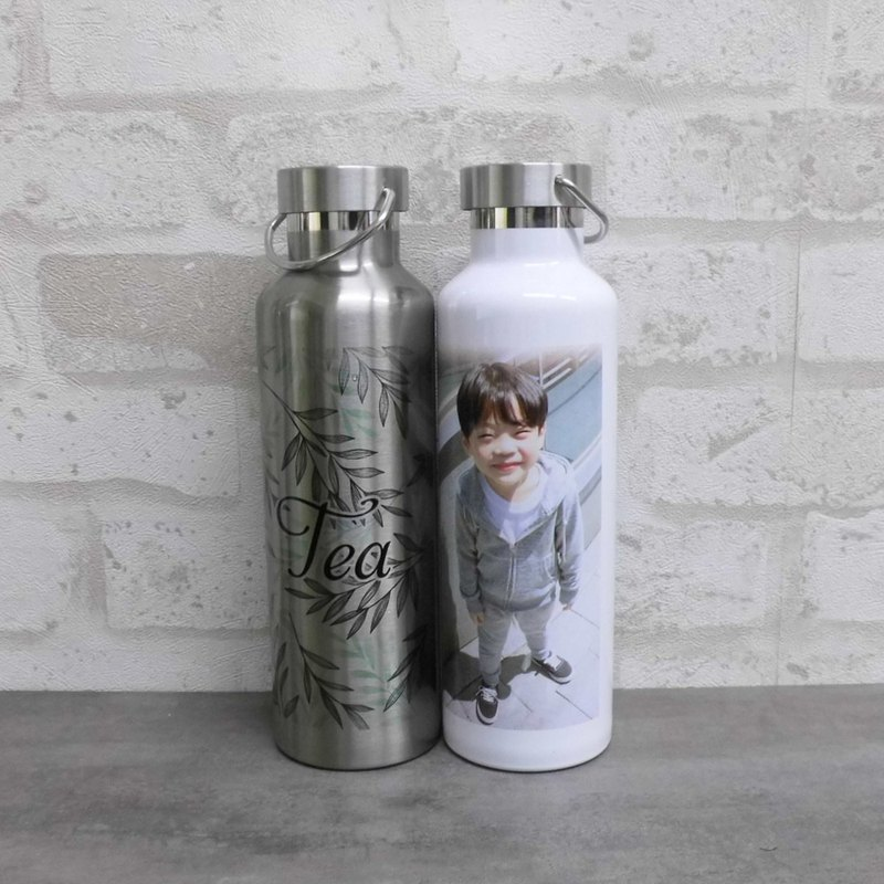 Customized 304 double-layer stainless steel thermos bottle