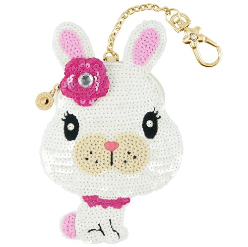 Rabbit Girl Coin Bag